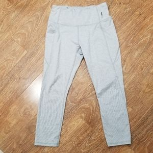 RBX - Grey Leggings - size Small